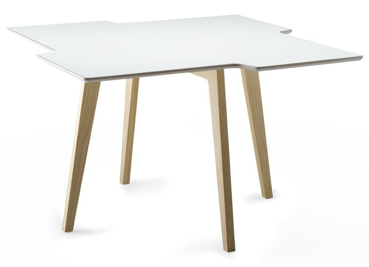 tisch twisted little star designm bel online kaufen buerado designshop. Black Bedroom Furniture Sets. Home Design Ideas