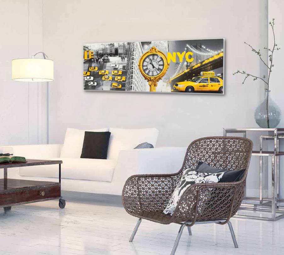acryl gem lde new york city buerado. Black Bedroom Furniture Sets. Home Design Ideas