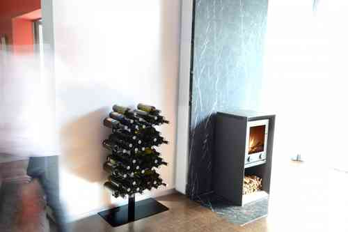 Weinregal Wine Tree Klein (Standversion) von Radius