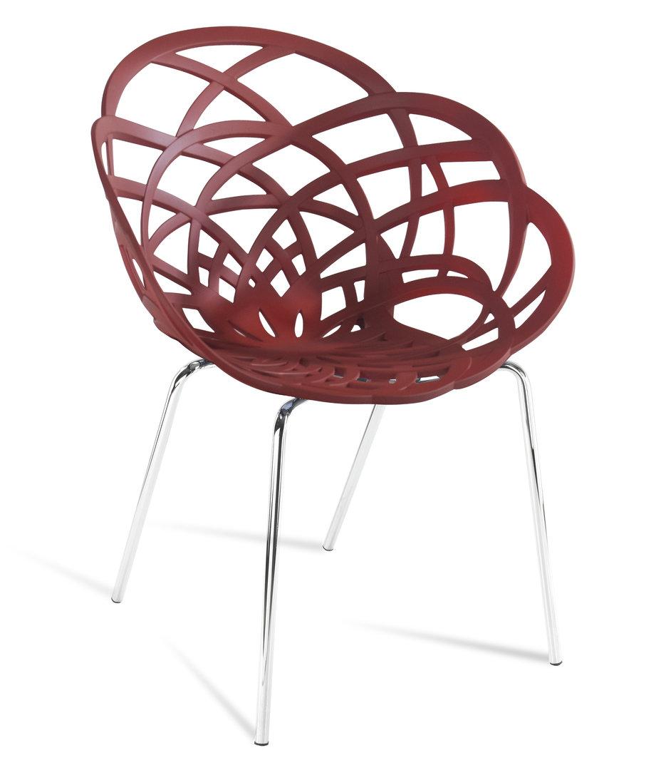 Stuhl flora ml von papatya 4er set for Design stuhl flora