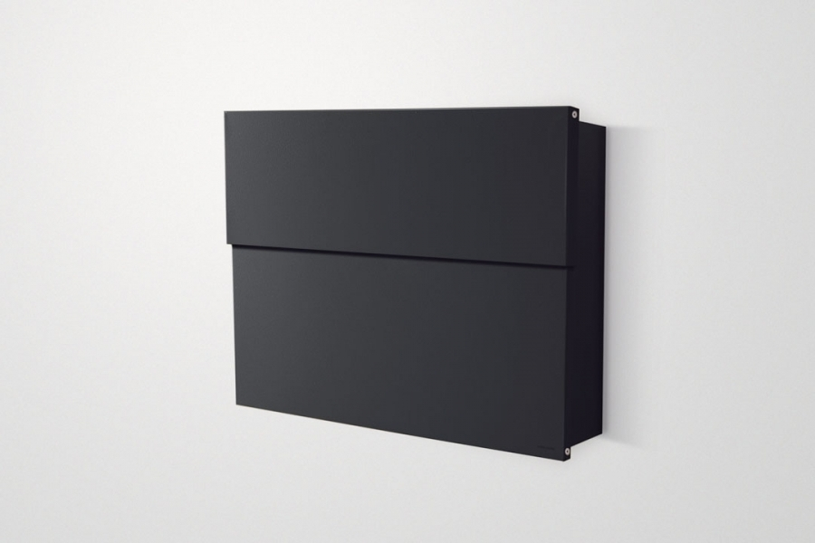 briefkasten letterman xxl 2 von radius design. Black Bedroom Furniture Sets. Home Design Ideas