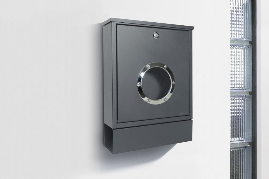 briefkasten letterman mini von radius design. Black Bedroom Furniture Sets. Home Design Ideas