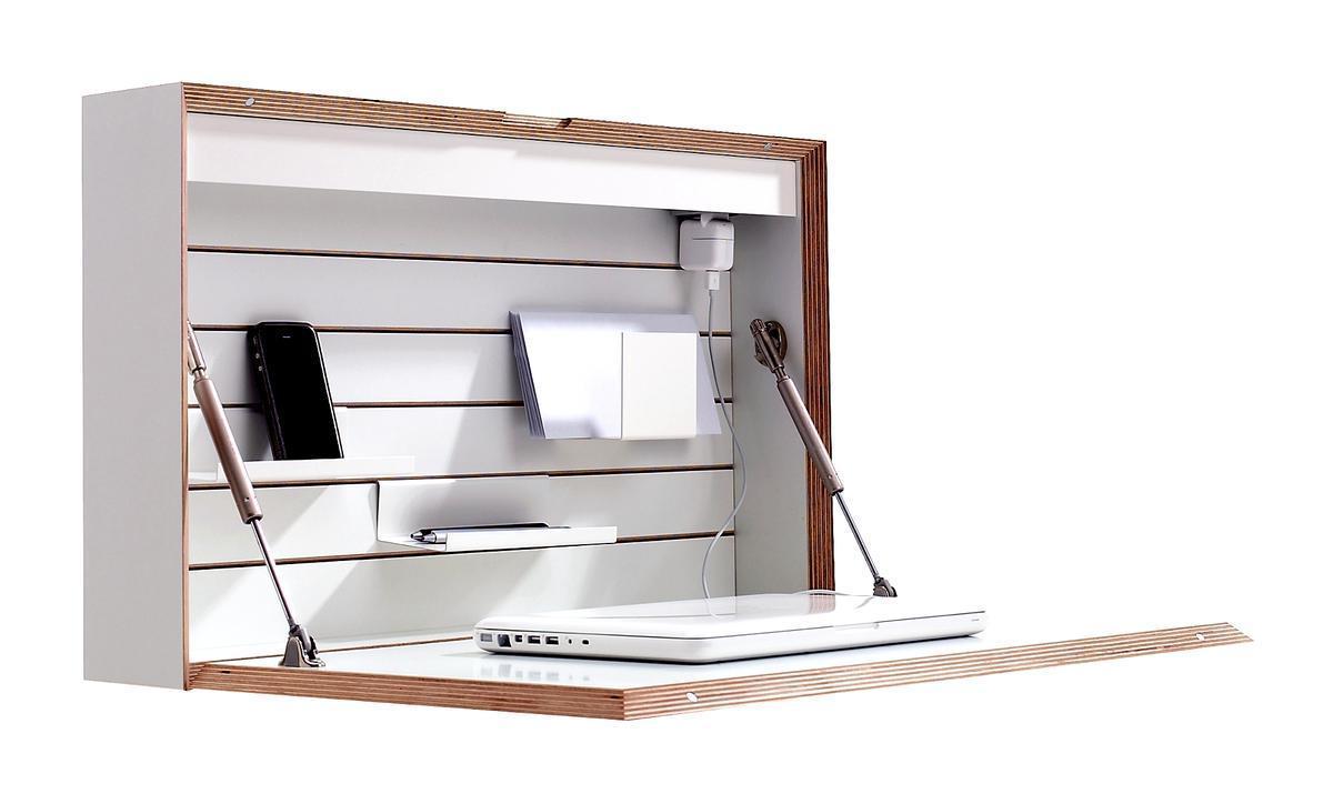 wandsekret r flatbox von m ller m belwerkst tten. Black Bedroom Furniture Sets. Home Design Ideas