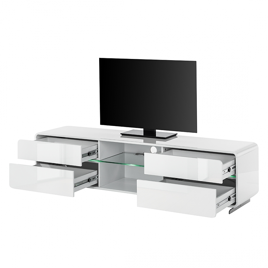 tv lowboard cuuba curve m18 2 led von jahnke buerado. Black Bedroom Furniture Sets. Home Design Ideas