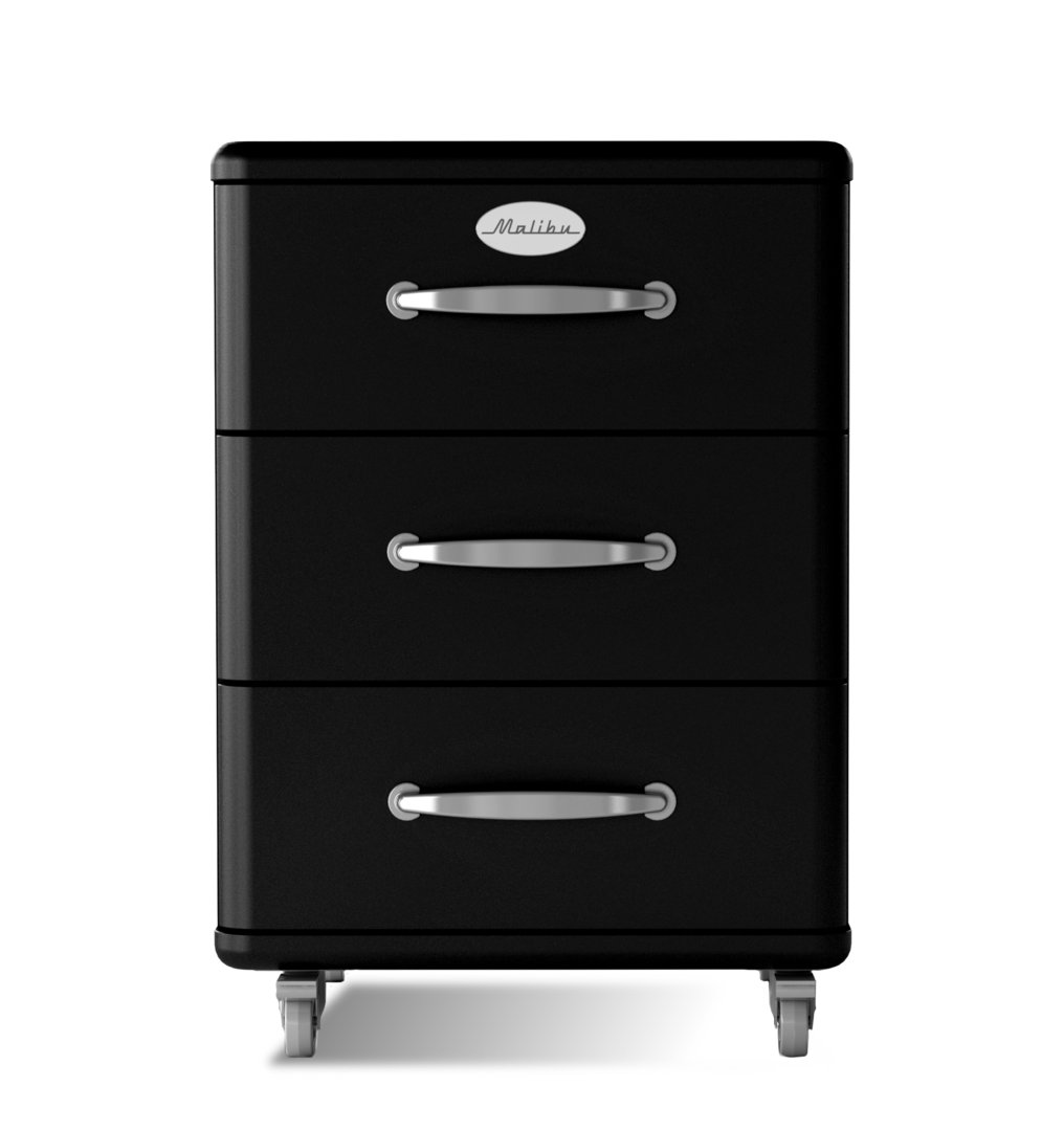 tenzo malibu rollcontainer buerado. Black Bedroom Furniture Sets. Home Design Ideas