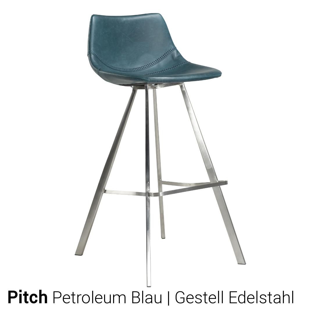 pitch barhocker 2er set von dan form g nstig buerado. Black Bedroom Furniture Sets. Home Design Ideas
