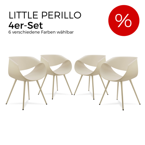 Züco - 4er-Set Little Perillo PT042