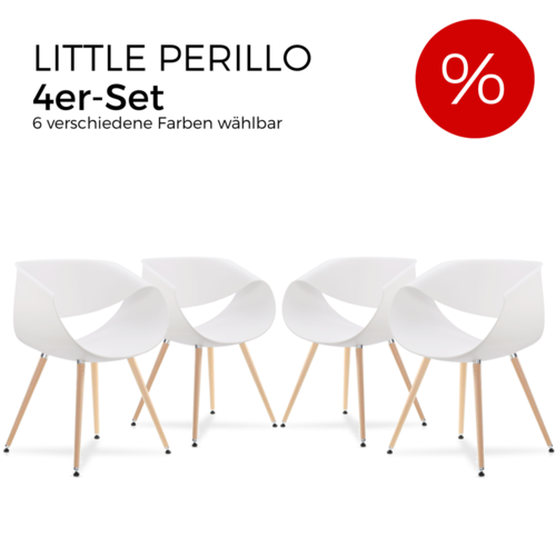 Züco - 4er-Set Little Perillo PT032