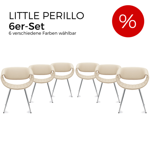 Züco - 6er-Set Little Perillo PT642