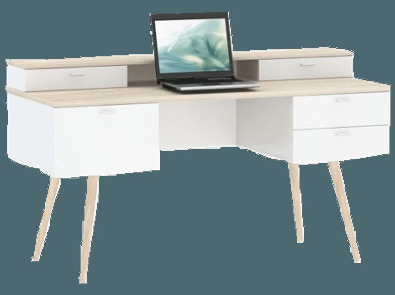 Schreibtisch classic desk 250 von jahnke g nstig bestellen for Schreibtisch bestellen
