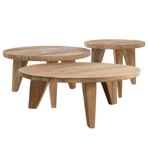 HK Living  - Couchtisch coffee table 3er Set