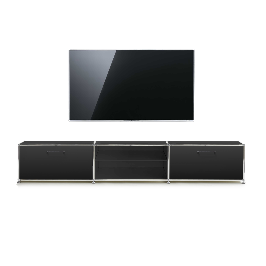 tv lowboard l von bosse modul space g nstig kaufen buerado. Black Bedroom Furniture Sets. Home Design Ideas