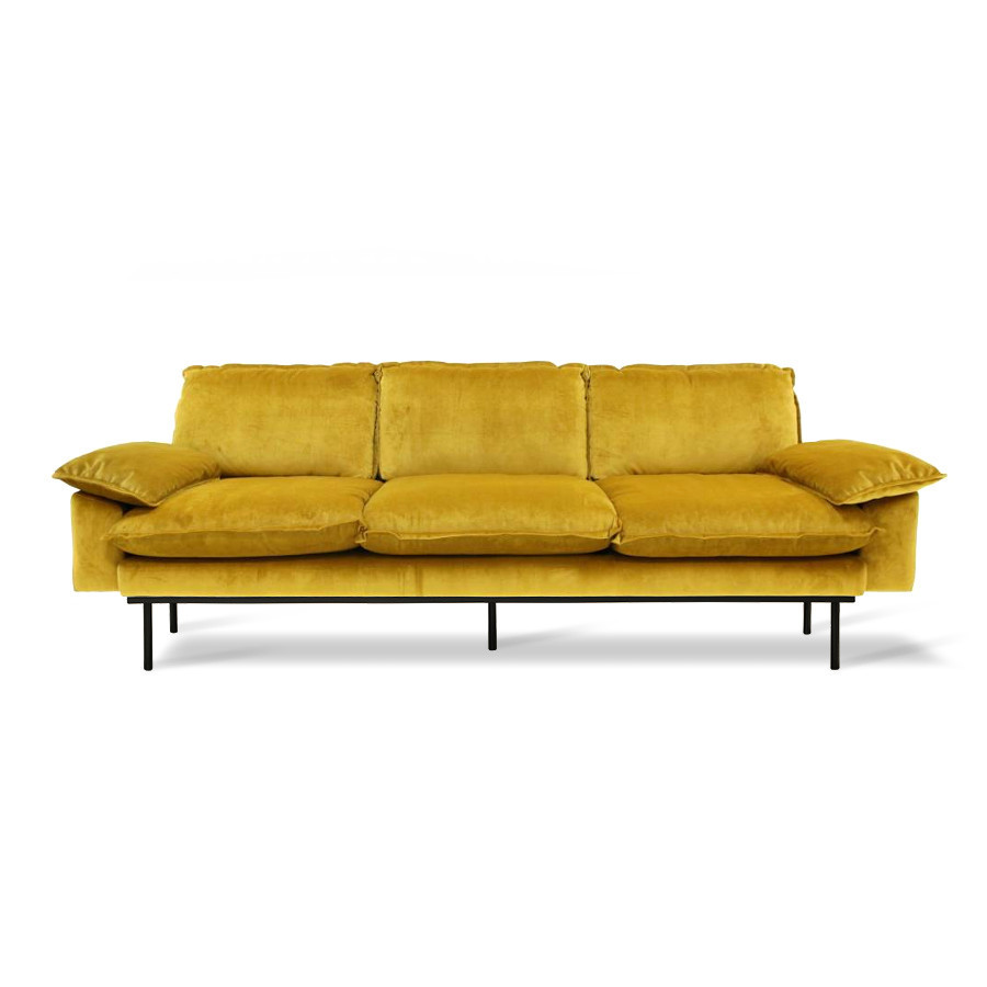 Incredible Hkliving Retro Sofa 4 Sitzer Alphanode Cool Chair Designs And Ideas Alphanodeonline