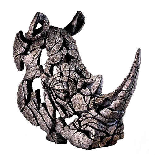 Edge Sculpture - Nashorn Skulptur