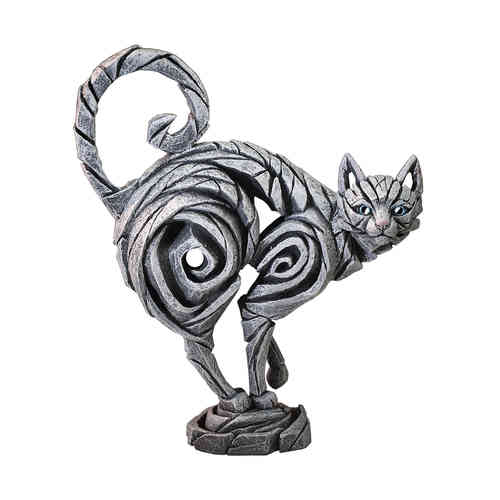 Edge Sculpture - Katze Skulptur