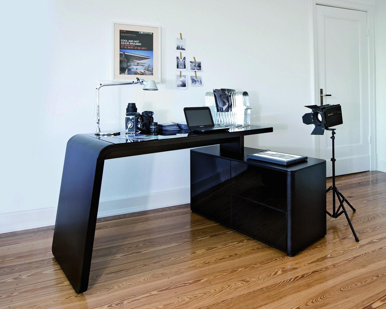 Eckschreibtisch modern  Schreibtisch Günstig Weiß: Schreibtisch future typ a büromöbel ...