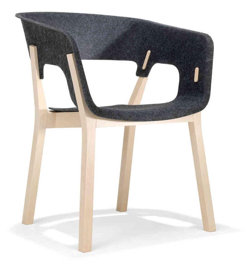 Designstuhl kusch co njord 3000 4 buerado for Stuhl design wettbewerb