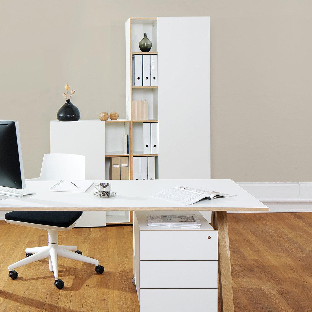 Oslo Büromöbel 4er Set von Reinhard - sofort lieferbar | BUERADO