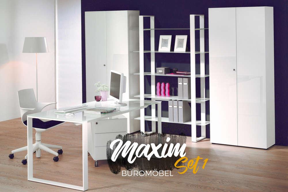 Reinhard Maxim Büromöbel Set zum günstigsten Preis | BUERADO
