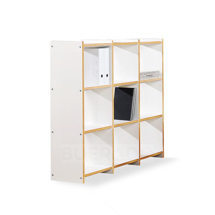 archivar 3er regal nieder von reinhard g nstig online buerado. Black Bedroom Furniture Sets. Home Design Ideas