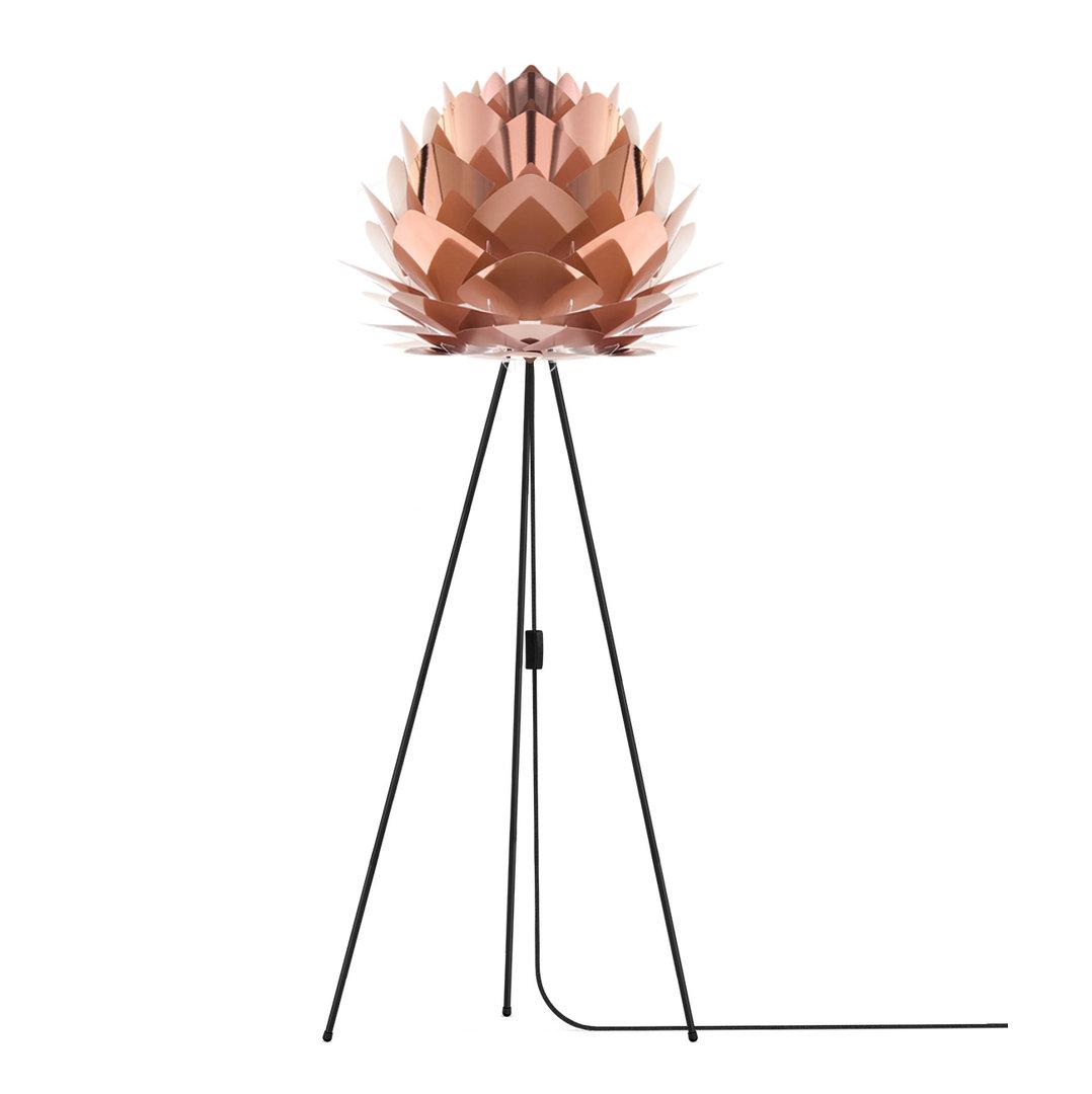 stehleuchte kupfer perfect stehleuchte neordic nordin. Black Bedroom Furniture Sets. Home Design Ideas