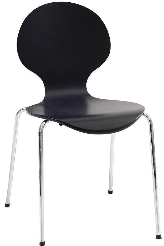 Stuhl Jackpot von Dan Form (4er-Set) | buerado.de