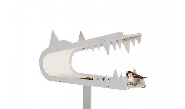 vogelhaus piep show safari von radius design. Black Bedroom Furniture Sets. Home Design Ideas