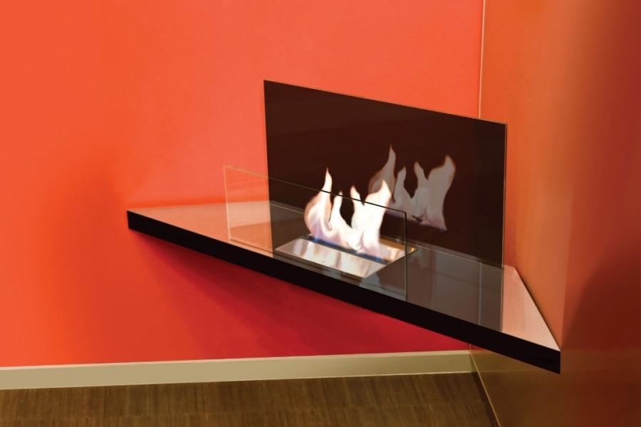 kamin corner flame von radius design. Black Bedroom Furniture Sets. Home Design Ideas