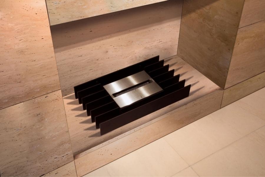 kamin chimney flame von radius design. Black Bedroom Furniture Sets. Home Design Ideas