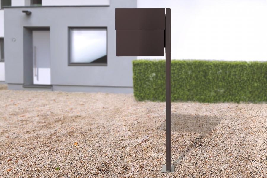 briefkasten letterman xxl 2 von radius design. Black Bedroom Furniture Sets. Home Design Ideas