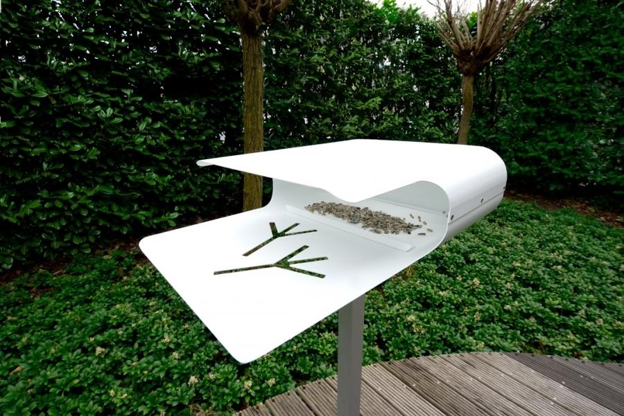 Vogelhaus Modern piep vogelhaus die schönsten einrichtungsideen