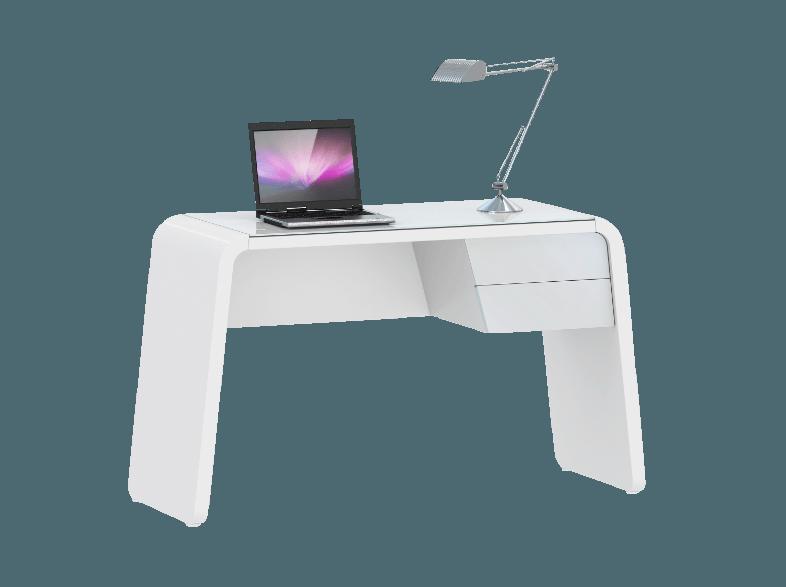 Schreibtisch csl 430 von jahnke for Schreibtisch abgerundet