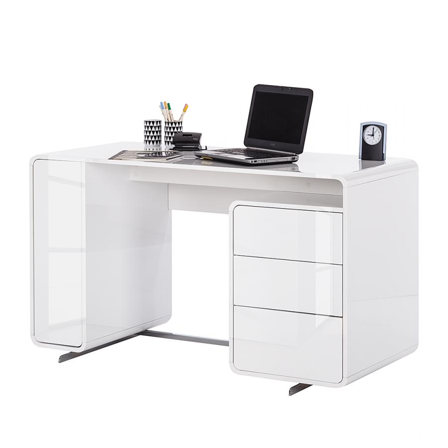 Schreibtisch futuristisch  Schreibtisch Cuuba Curve C12 von Jahnke | buerado.de