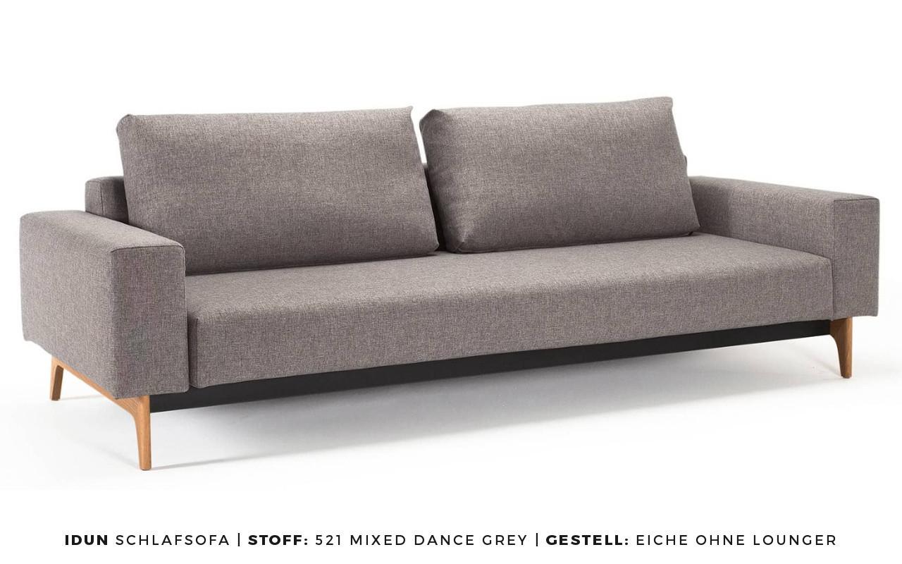 innovation schlafsofa idun g nstig bestellen buerado. Black Bedroom Furniture Sets. Home Design Ideas