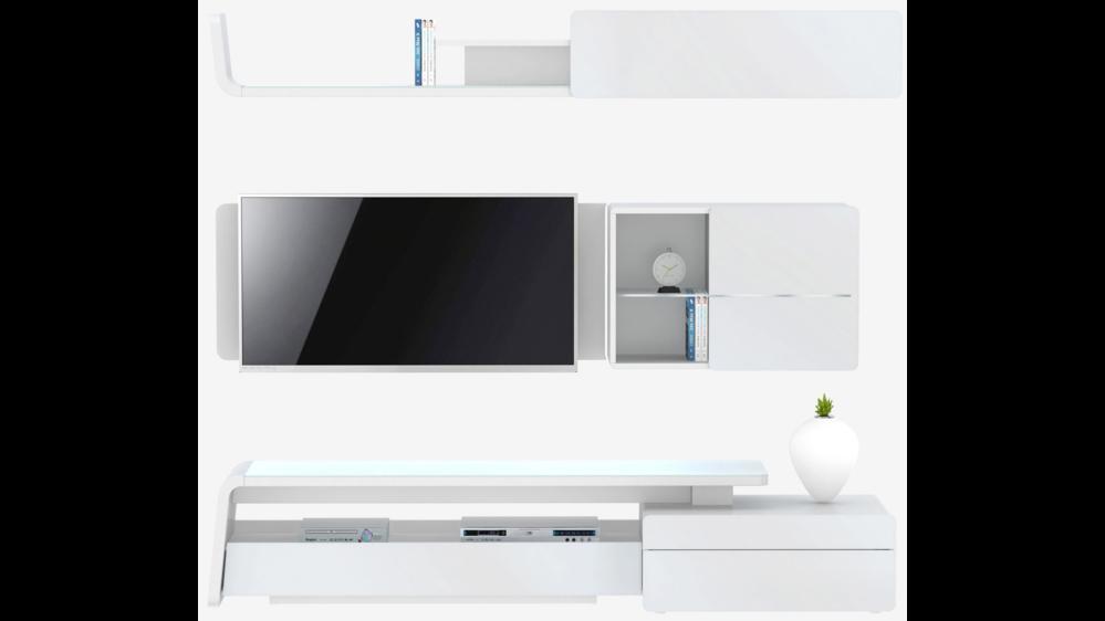 Wohnwand Studio Concept 400 (3-tlg.) von Jahnke | BUERADO