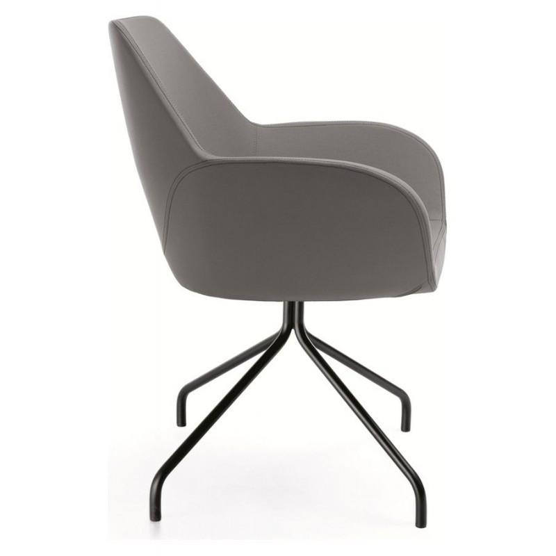 stuhl fan 10hs spinnenfu drehbar von profim buerado. Black Bedroom Furniture Sets. Home Design Ideas