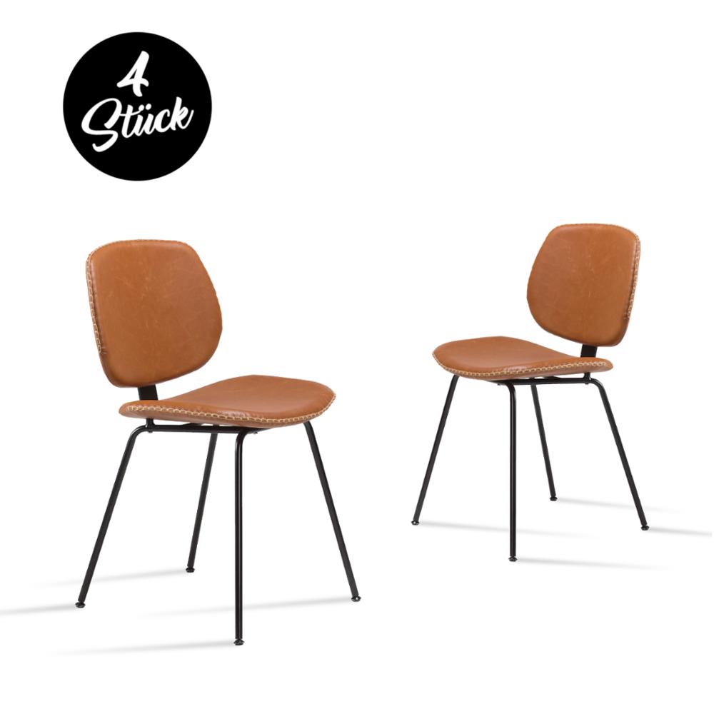 Stuhl Prime (4er-Set) von Dan Form günstig bestellen   BUERADO