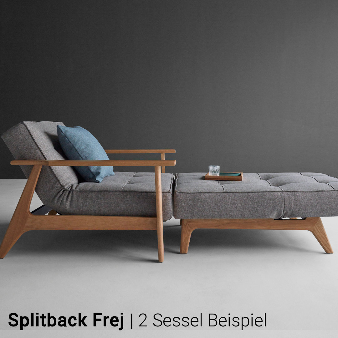 innovation sessel splitback frej zum bestpreis bei. Black Bedroom Furniture Sets. Home Design Ideas