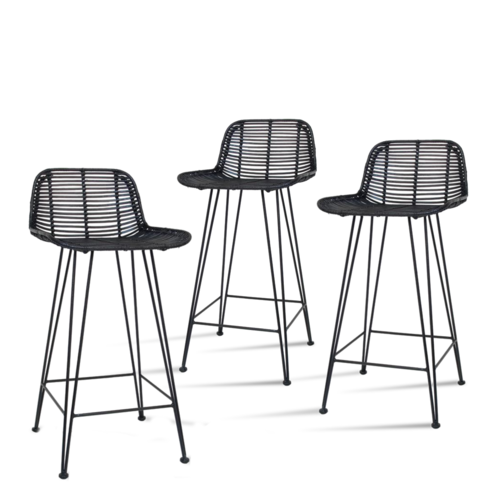 barhocker rattan barhocker rattan tsideen x barhocker. Black Bedroom Furniture Sets. Home Design Ideas