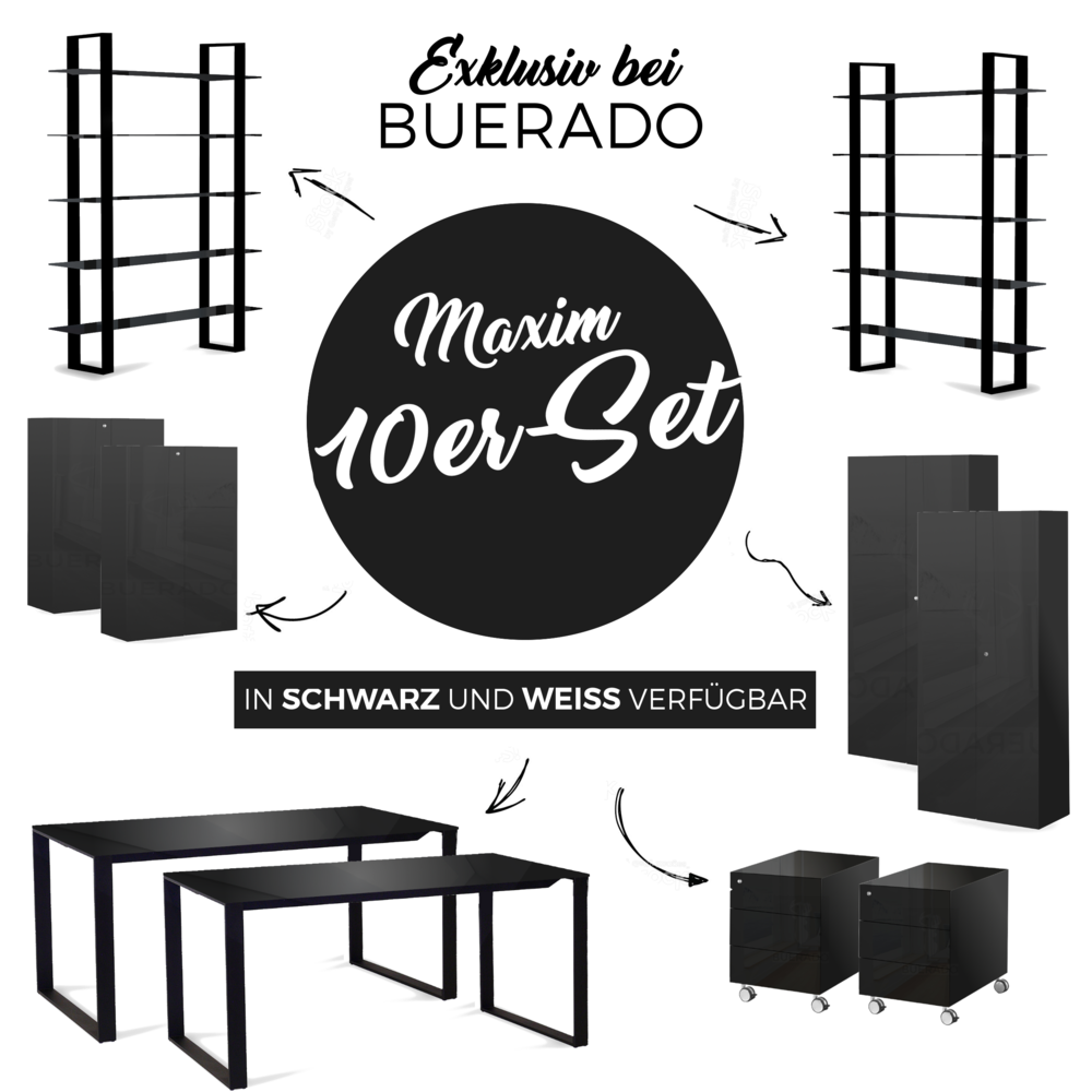 brombel set gnstig kaufen awesome kreativ pleie fr perfekt brombel mit u brostuhl gnstig with. Black Bedroom Furniture Sets. Home Design Ideas