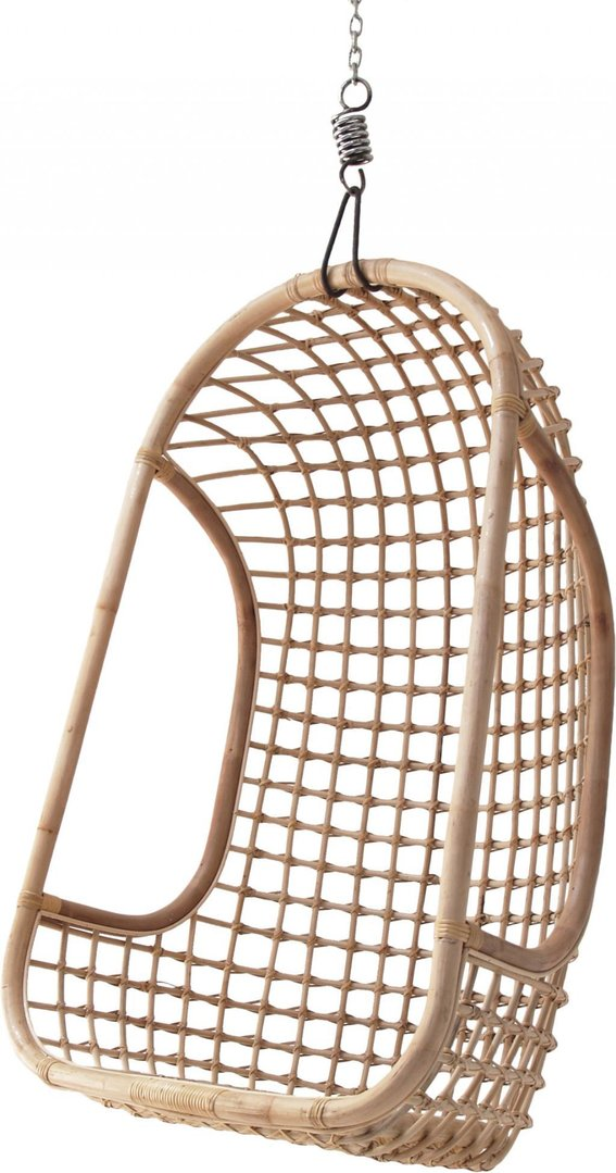 hk living h ngesessel rattan zum bestpreis bei buerado. Black Bedroom Furniture Sets. Home Design Ideas