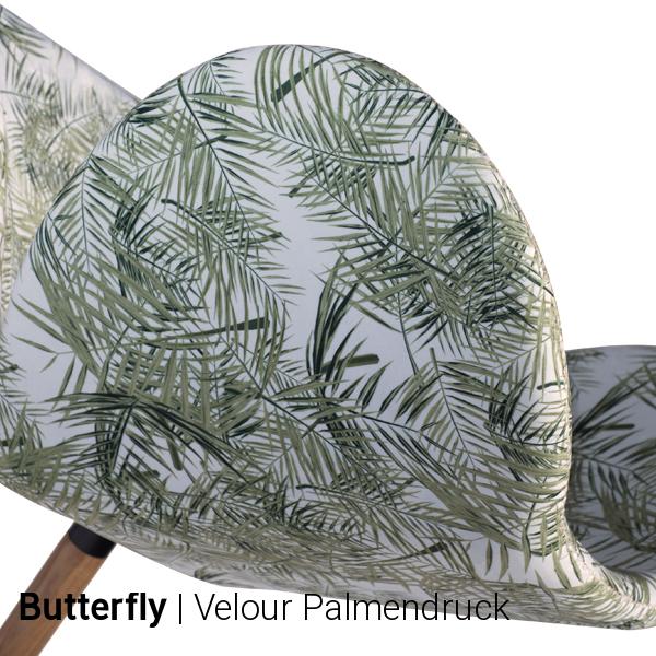 Butterfly Loungesessel von Dan Form günstig kaufen
