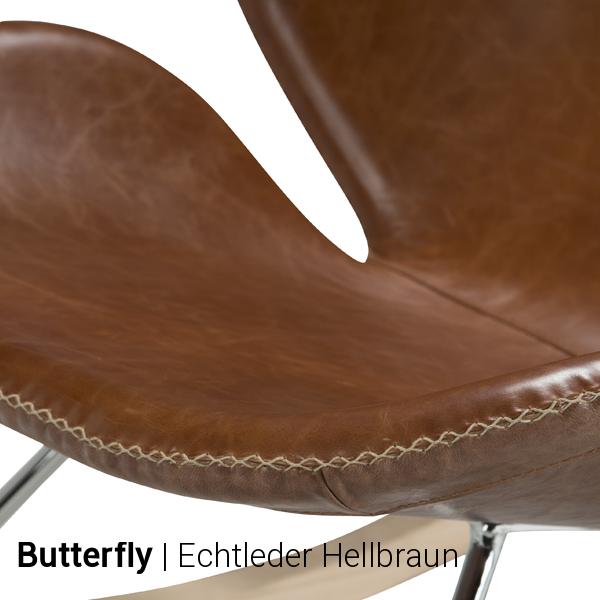 butterfly schaukelsessel von dan form g nstig bestellen buerado. Black Bedroom Furniture Sets. Home Design Ideas