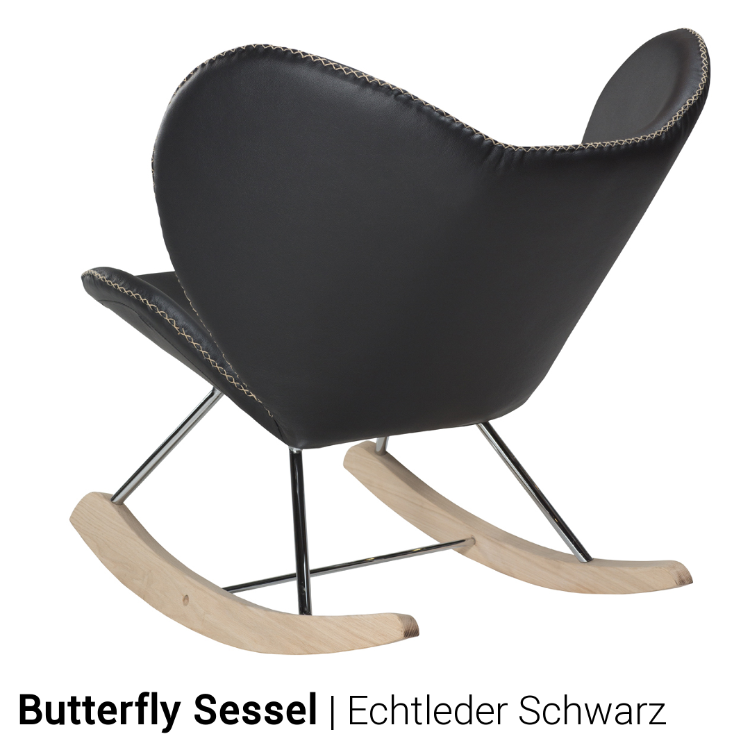 butterfly schaukelsessel von dan form g nstig bestellen. Black Bedroom Furniture Sets. Home Design Ideas