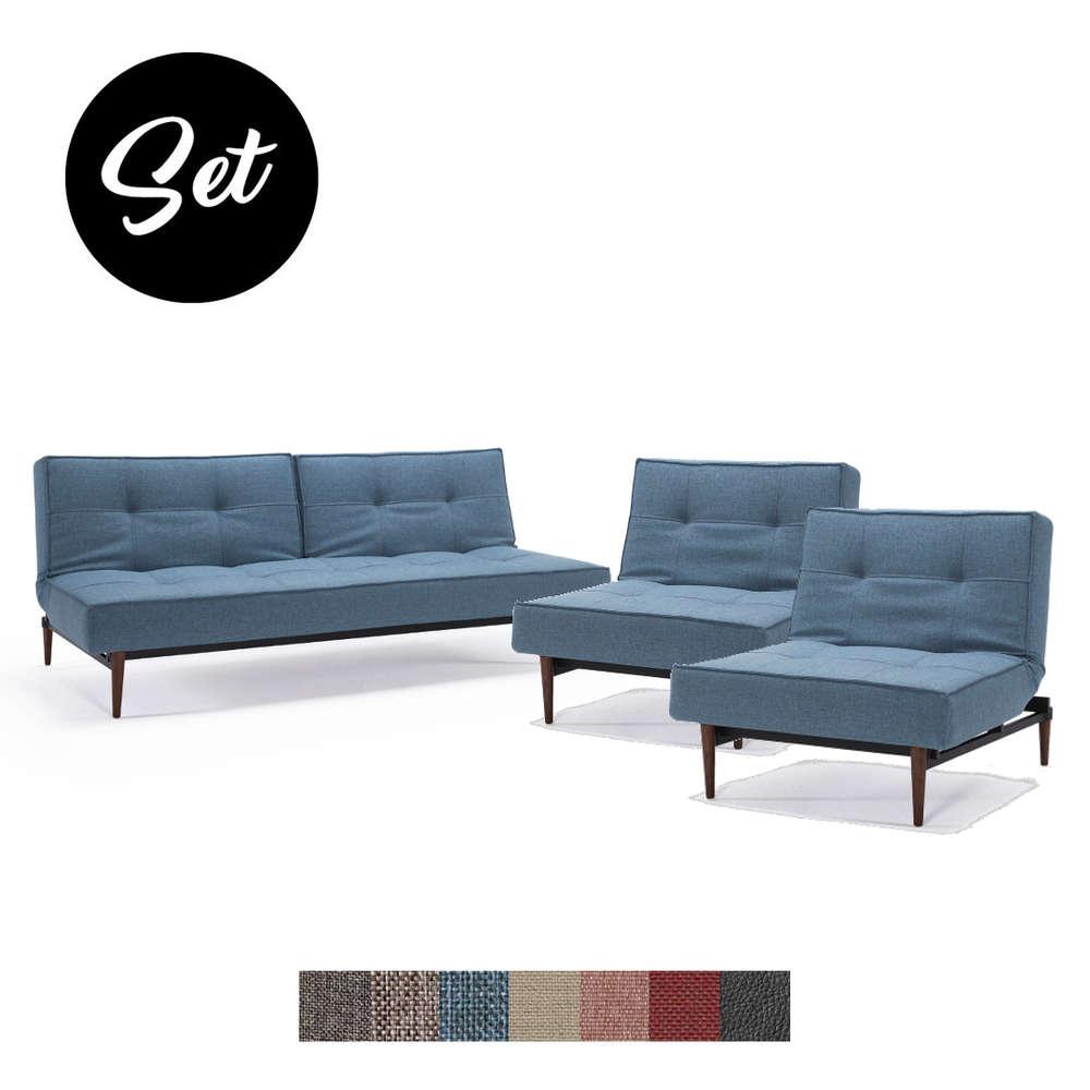 Splitback Couch Set Von Innovation Living Guenstig Bei Buerado