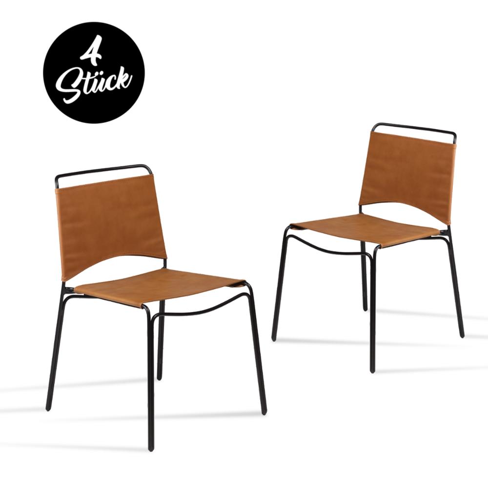 Dan Form - Stuhl Paz (4er-Set) günstig kaufen   BUERADO