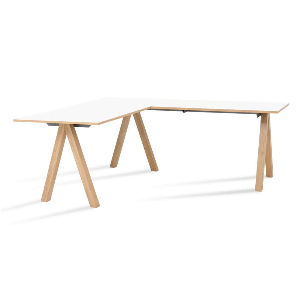 Verschiedene Schreibtisch Oslo Ideen Von Reinhard - Eckschreibtisch Kombination