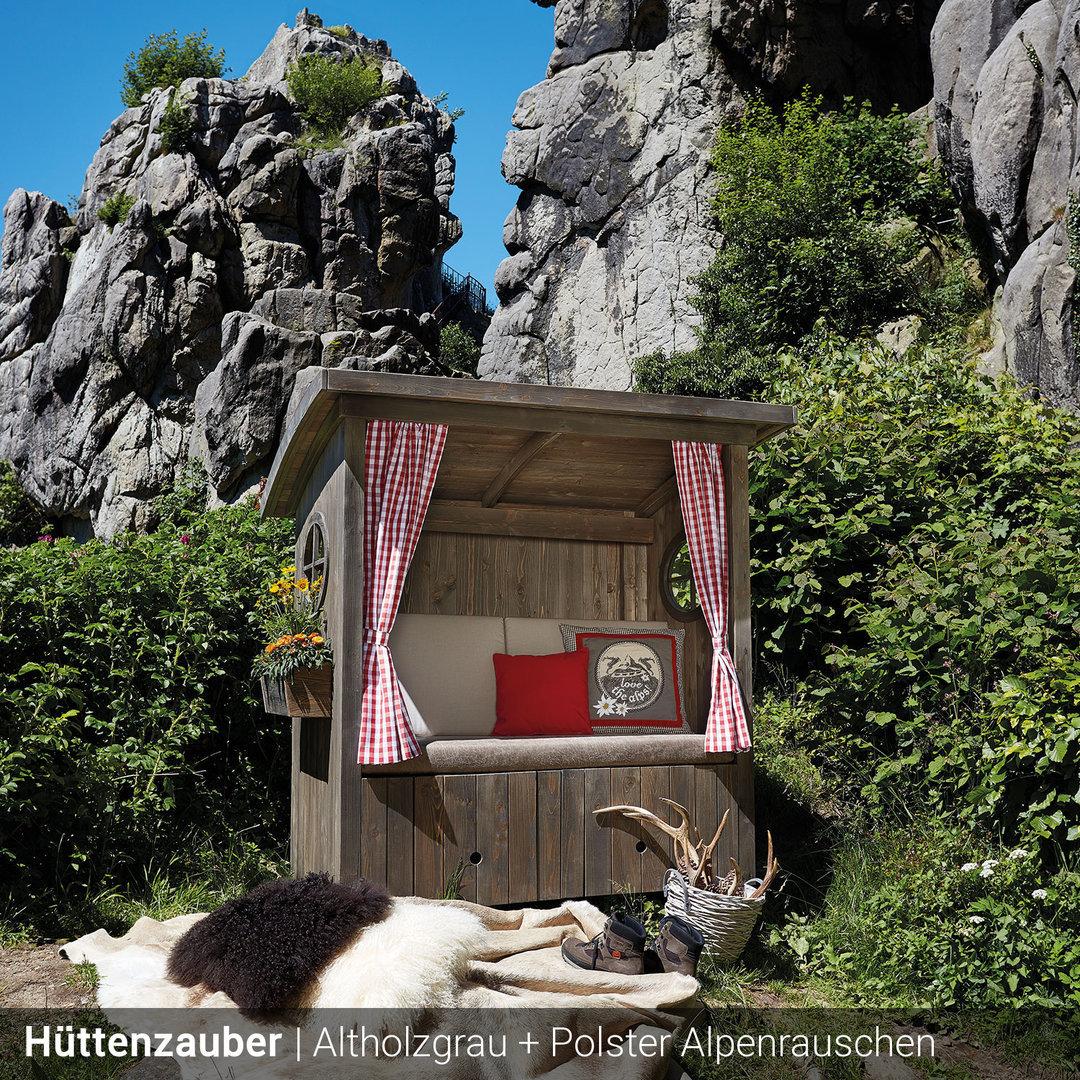 h ttenzauber von lounge paradise g nstig kaufen buerado. Black Bedroom Furniture Sets. Home Design Ideas