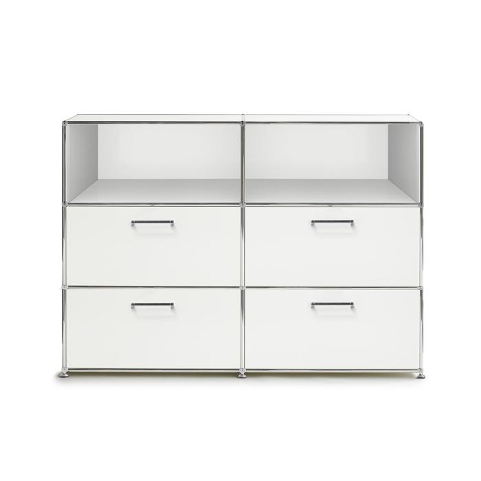 highboard m von bosse modul space g nstig kaufen buerado. Black Bedroom Furniture Sets. Home Design Ideas