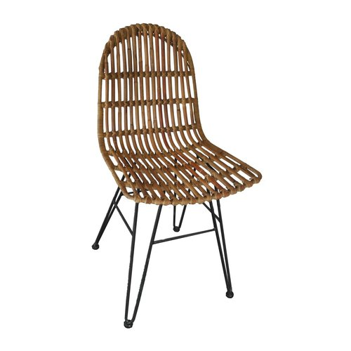 buerado home - Rattan Chair Natur